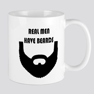 Real Men Have Beards Mugs